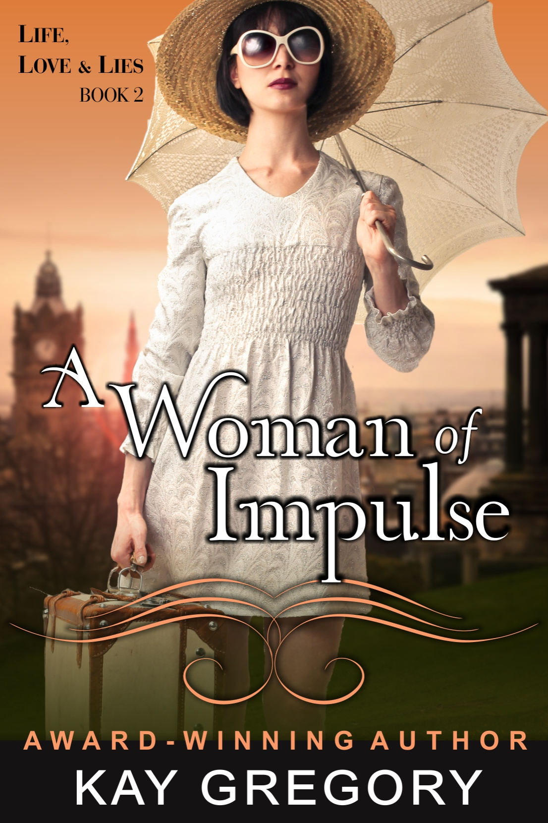 A Woman of Influence - Cover2